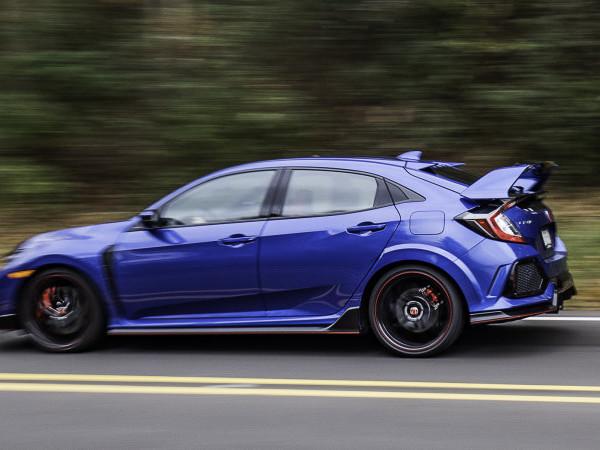 2017 Honda Civic Type R Drivers' Notes | Civic leader