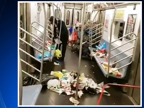 NYC Transit Union Takes Aim At MTA, Starts Online Dirty Subway Contest