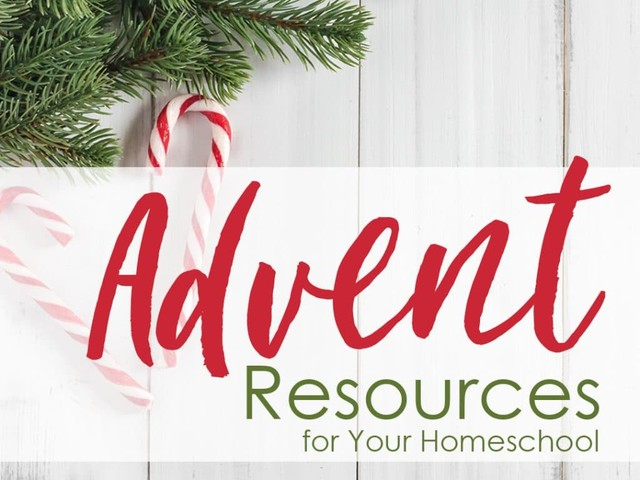 FHD'S Advent Resources for Your Homeschool!