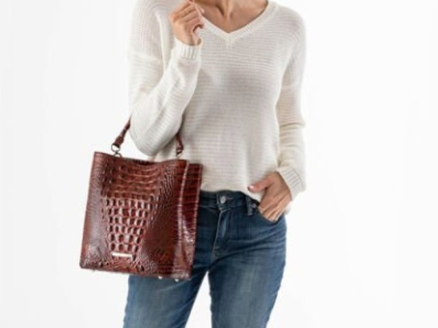 Splurge-worthy: We can't stop obsessing over this Brahmin purse