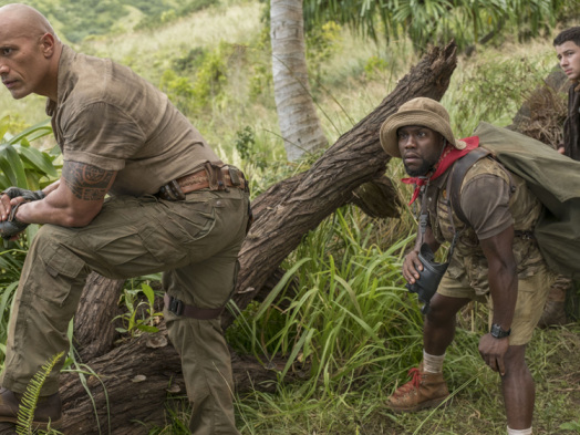 Box Office: 'Jumanji' to Beat '12 Strong,' 'Den of Thieves' for Top Slot