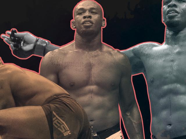 Elements of Dominance: The game of Jon Jones pt. 1 - Rise of a wrestler