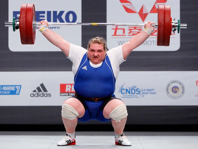 Column: IOC must wield big stick to clean up weightlifting