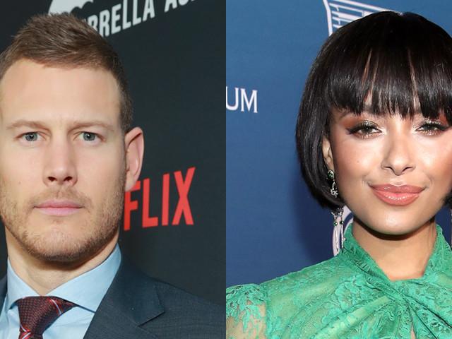 Tom Hopper & Kat Graham to Star in Netflix Rom-Com 'Love in the Villa'