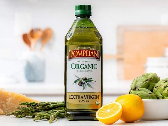 Pompeian Organic Extra Virgin Olive Oil for JUST $9 at Amazon – Best Price Ever!