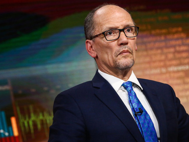 DNC Chairman Tom Perez plans fundraising trip to Mexico amid party's money woes