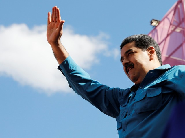 The US sent a military plane full of soap, toothbrushes, and nutritional products to Colombia to help Venezuelan citizens — but Venezuela's president won't accept it