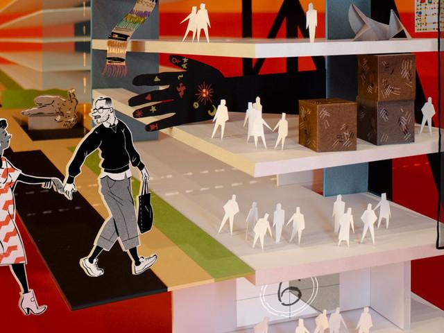 MoMA's Art Treasure, No Longer Buried