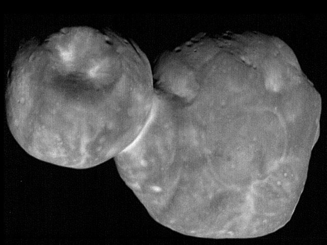 The 2014 MU69 Has A New Name