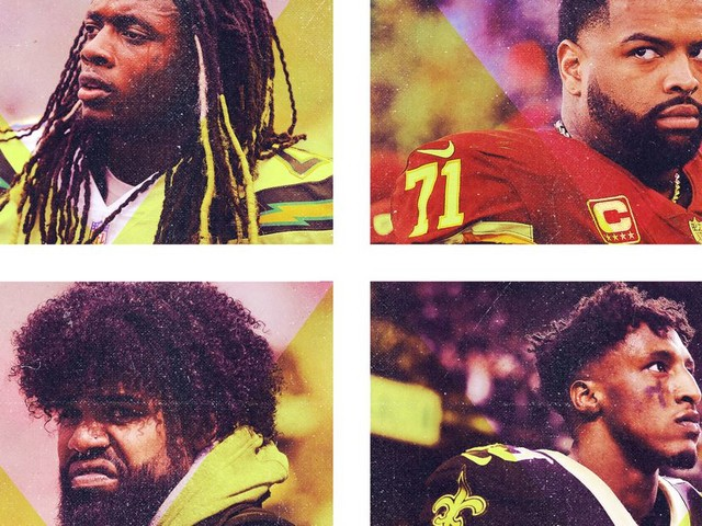 Five NFL Players Are Holding Out. Will They Get What They Want?
