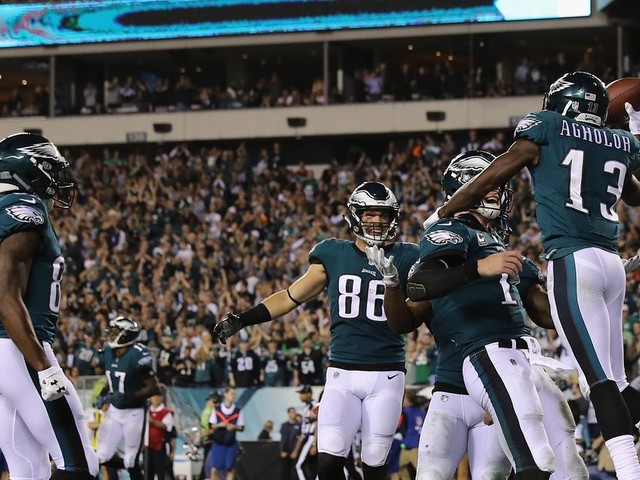 Washington vs. Eagles 2017 live results: Scores and highlights from 'Monday Night Football'