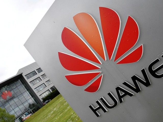 Hobbling Huawei: Inside the US War on China's Tech Giant
