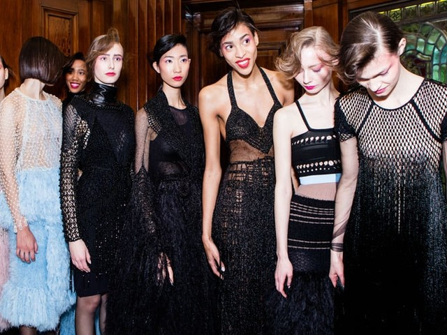 """Fashion Scout's Martyn Roberts on why we need to """"champion"""" emerging talent"""