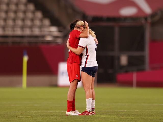 HEARTBREAK: U.S. Women's Soccer Stunned By Canada In Olympic Semi-Finals