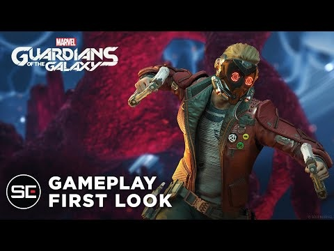 'Guardians of the Galaxy' is already better than the 'Avengers' game