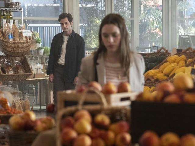 Philippa Snow on You's second season