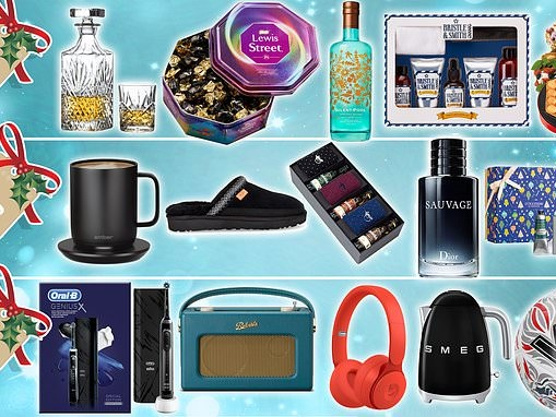 Revealed! The must-have gifts the men in your life will LOVE this Christmas