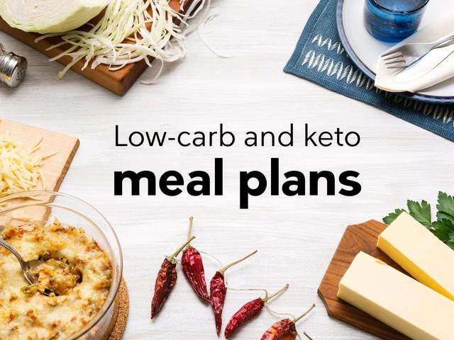 This week's meal plan: Keto: Tex-Mex fiesta!