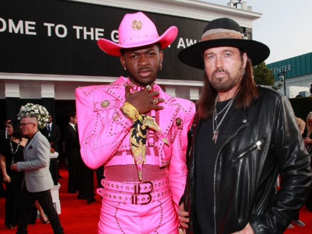 Watch Lil Nas X, Nas, Diplo, Billy Ray Cyrus and BTS Link for 2020 Grammys Performance