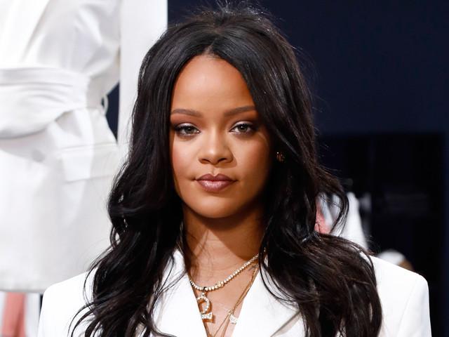 Rihanna Celebrates Opening of Fenty Boutique in Paris!