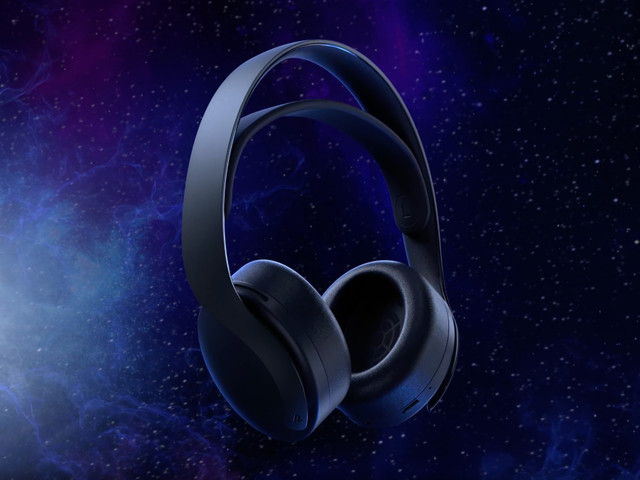 PS5's 'Midnight Black' Pulse 3D headset is now available to pre-order