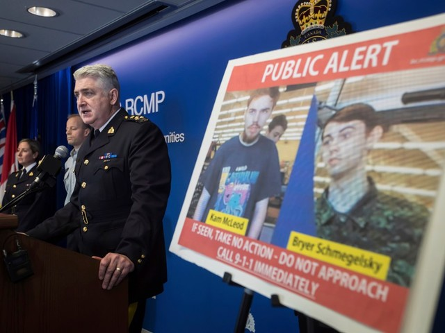 Canadian police may be closing in on alleged teen serial killers