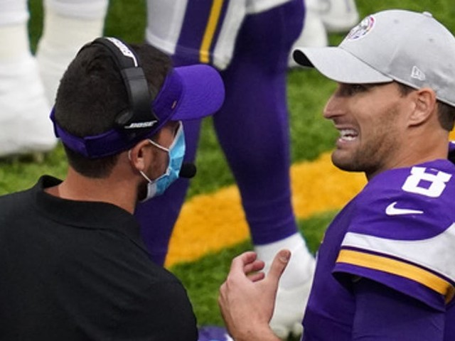 NFL QBs are getting intercepted less than ever; Kirk Cousins leads the league with 10 in 6 games