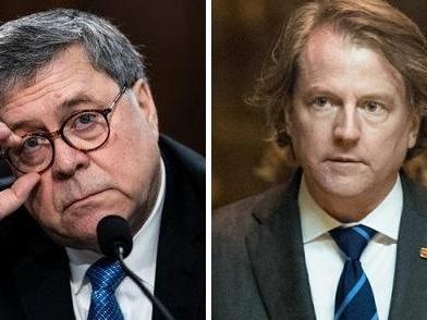 House Authorizes Lawsuits Against Barr, McGahn; Nadler Vows To Pursue
