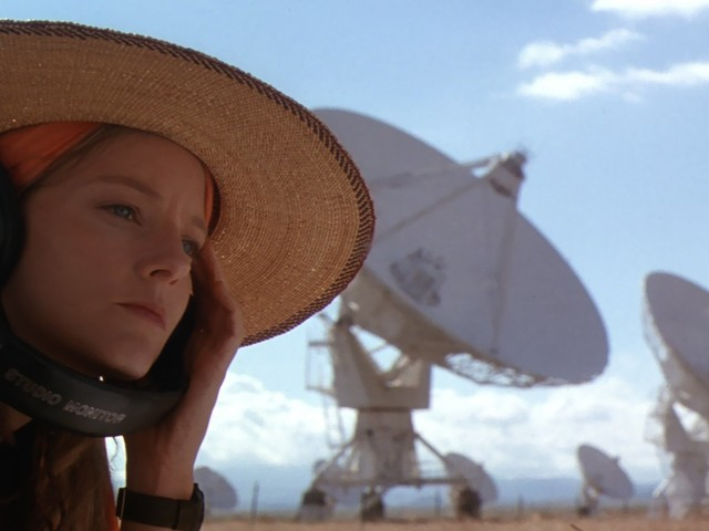 Hitting the Books: What exactly did Jodi Foster hear in 'Contact'?