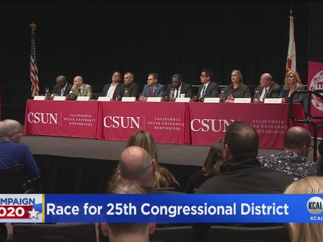 Race For 25th Congressional District Heats Up