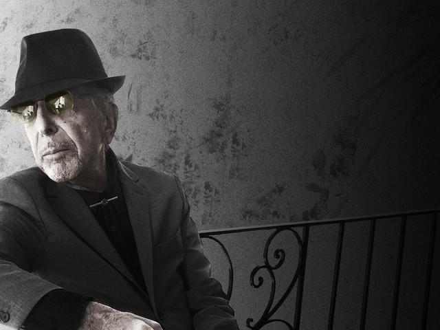 Leonard Cohen Covers Spotify Playlist