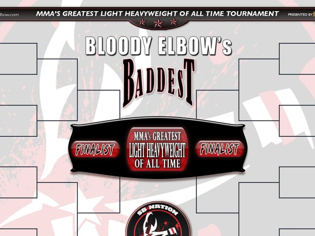 BE's Baddest Greatest Light Heavyweight: #4 Anthony Johnson vs. #5 Forrest Griffin