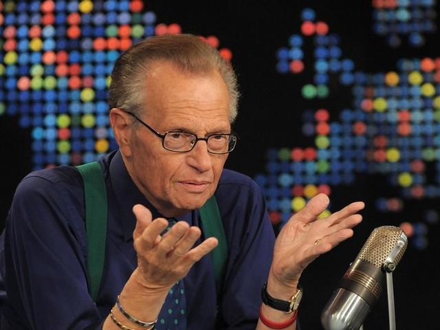 Broadcast legend Larry King dead at 87