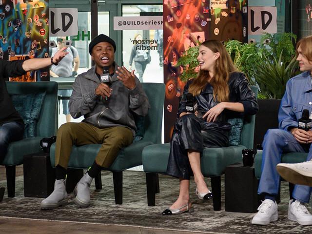 Kristine Froseth & Charlie Plummer Talk Up 'Looking For Alaska' in NYC