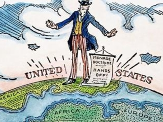 What Monroe Doctrine?