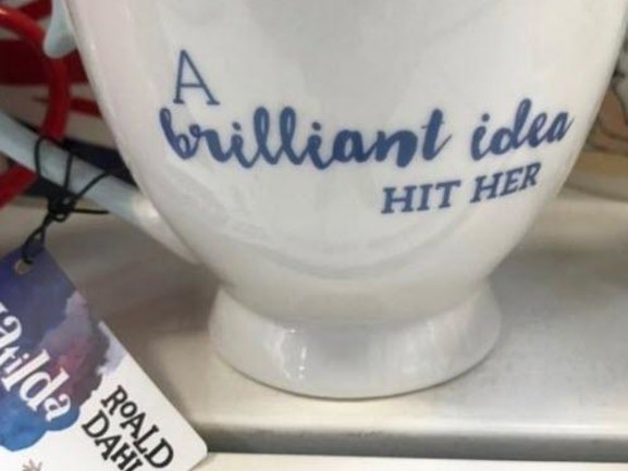 """""""Coffee Mug 'Canceled' For Promoting Domestic Violence""""... & Other Absurdities"""