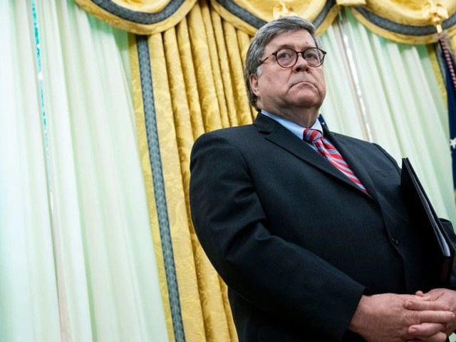 AG Barr: Riots 'planned, organized, and driven by anarchistic and far-left extremists, using Antifa-like tactics'