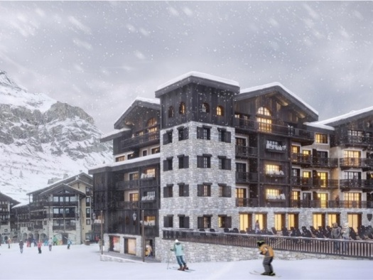 News: Mademoiselle Val d'Isère to open in December