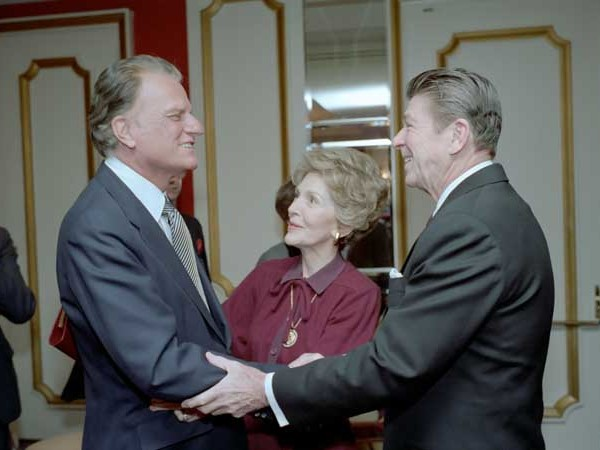 Personal Reflections on the Passing of Billy Graham