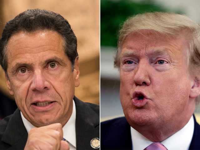 Trump taunts NY State Dems for Gold Star family tuition fail