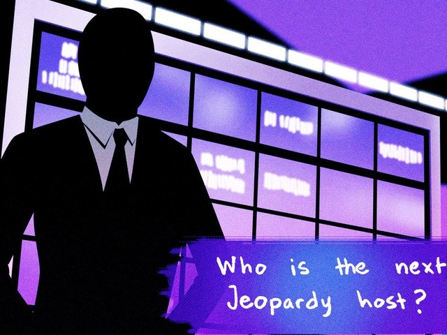 The Search for the Next 'Jeopardy!' Host