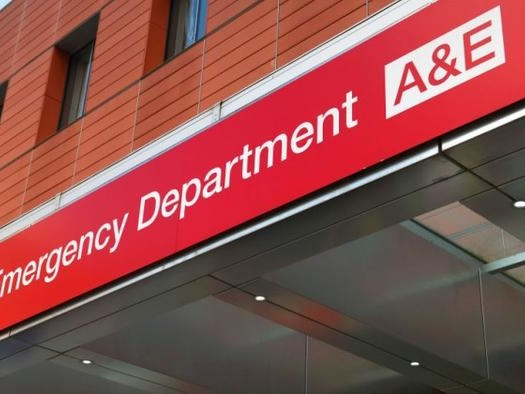 Almost A Quarter Of COVID Patients In England Are Being Treated For Something Else