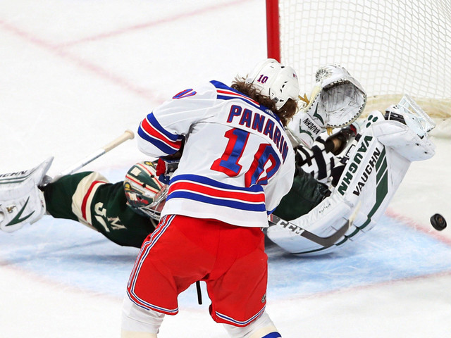 Rangers snag thrilling comeback shootout win over Wild