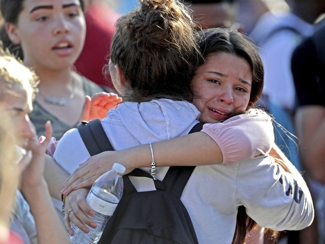 Another week, another school shooting