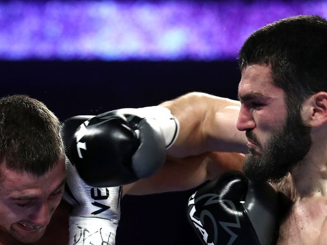 Boxing results: Beterbiev stops Gvozdyk, unifies 175 lbs titles