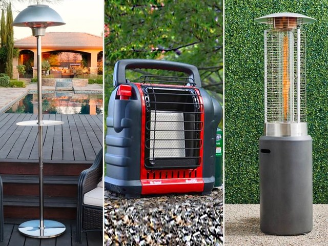 The 8 best outdoor heaters to keep your patio warm in fall and winter