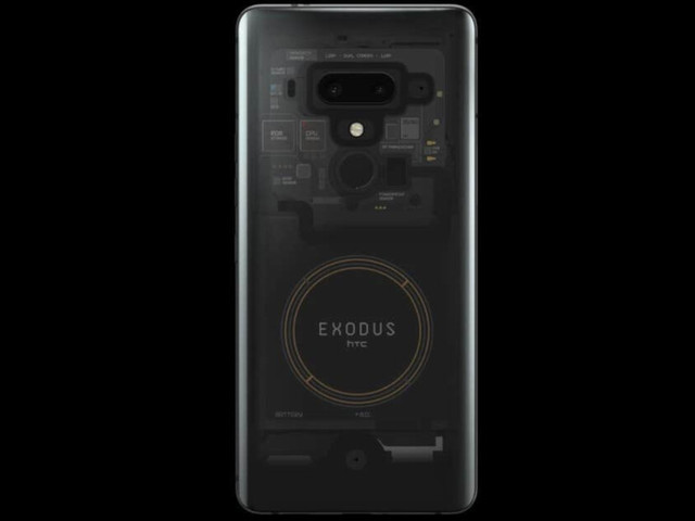 HTC Exodus is getting native support for Bitcoin Cash