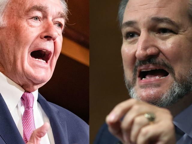 'It's not a godd**n joke Ted' — Democrat lashes out at Ted Cruz over pandemic aid debate