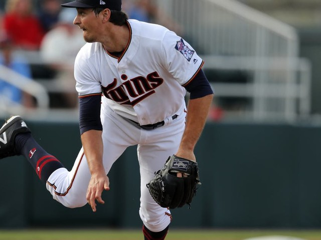 Twins roster nearly set as Ryne Harper makes the team