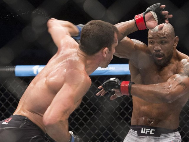 UFC 221: Romero & Rockhold receive six-month medical suspensions